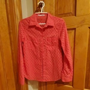 Maurices Size Small Button Down